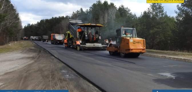 """""""Большое строительство"""" в Чернобыльской зоне: к годовщине трагедии обновляют дороги"""