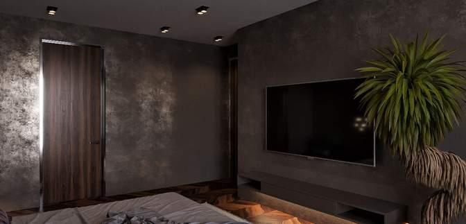 Темный дизайн: преимущества и недостатки в интерьере квартиры