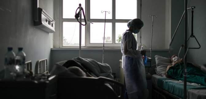 Ситуація з госпіталізацією через COVID-19 покращилась у 6 областях