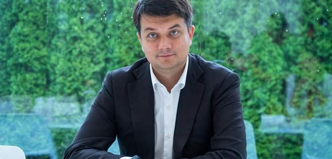 Мені соромно, – Разумков прокоментував скандали з Тищенком і Гетманцевим