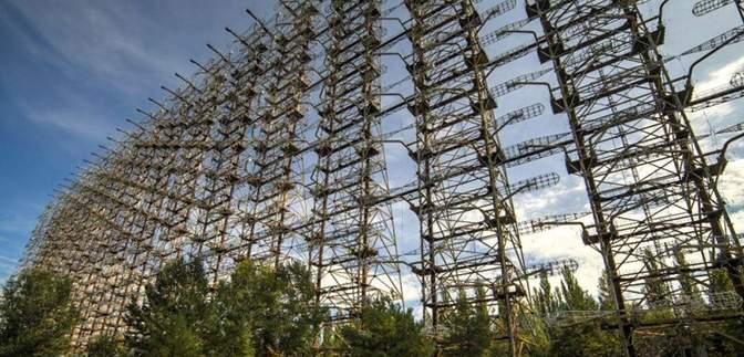 """Кабмін визнав радіолокаційну станцію """"Дуга"""", що у Чорнобилі, пам'яткою архітектури"""