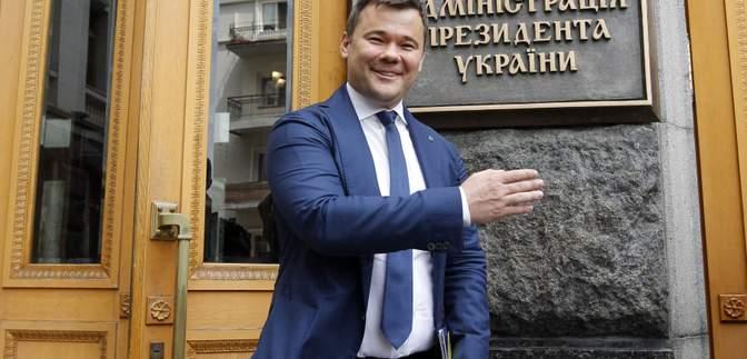 Богдан підтвердив, що Зеленський пропонував Стерненку посаду в СБУ