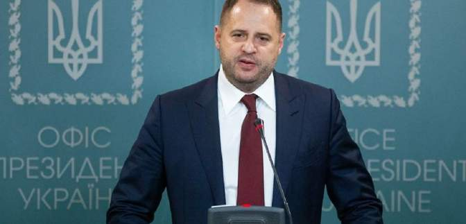 Не надо путать режим санкций и уголовный процесс, – Ермак о решениях СНБО без суда