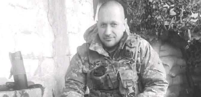 На Донбасі помер військовий з Прикарпаття