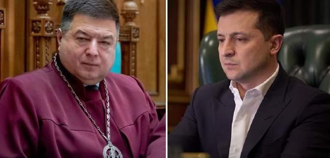 Противостояния нет, – у Зеленского прокомментировали конфликт с Тупицким
