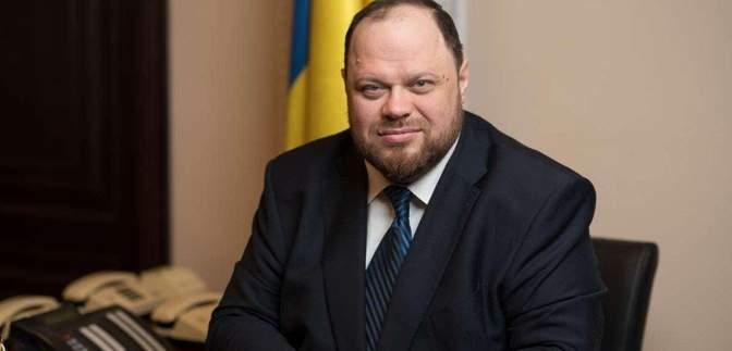 Стефанчук признался, хочет ли вместо Разумкова стать председателем Рады