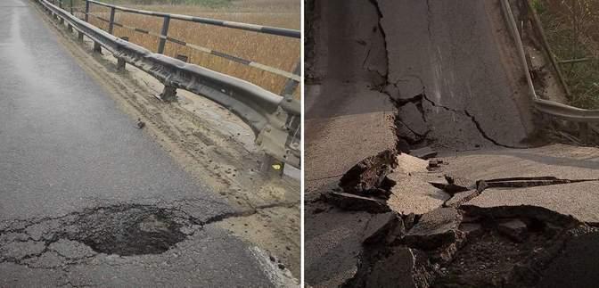 Били на сполох: міст, який обвалився на Львівщині, давно у критичному стані – фото