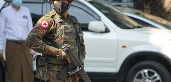 Депутат и правоохранители: в Мьянме жертвами взрыва стали 5 человек