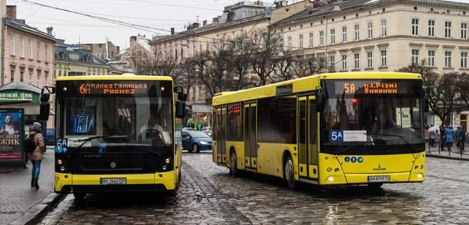 У Львові хочуть збільшити ціни на проїзд у транспорті: в ЛМР готують проєкт рішення