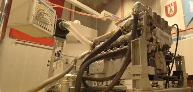 Турция успешно запустила собственный танковый двигатель: видео