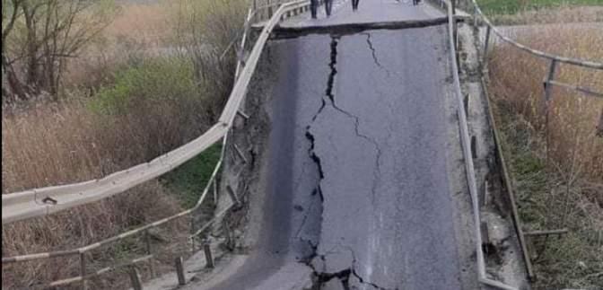Не витримав навантаження: у САД оголосили точну причину падіння моста на Львівщині