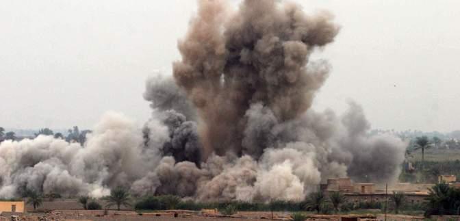 Военные Израиля уничтожили руководителей разведки боевиков ХАМАС: видео момента авиаудара