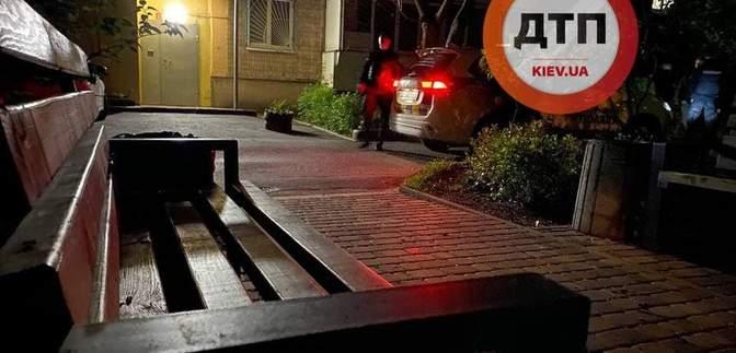 Приревновал: в Киеве на Соломенке произошла стрельба – фото