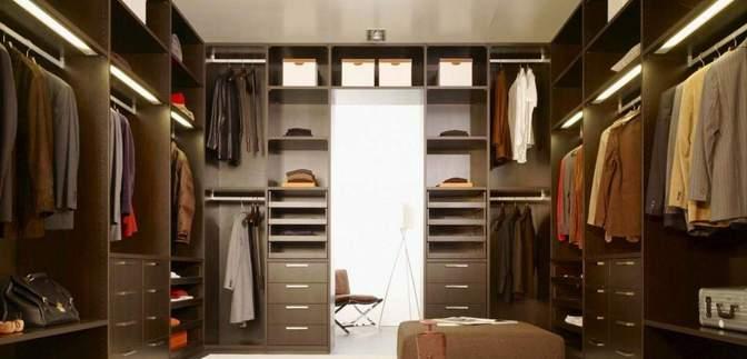 Комната мечты: где найти место для гардеробной в квартире