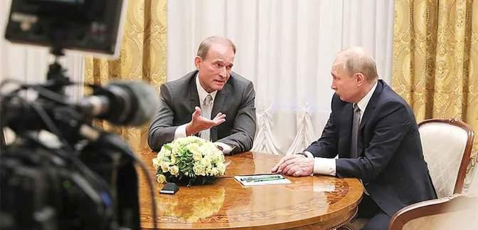 Путін не почне повномасштабне вторгнення, щоб звільнити Медведчука, – Мусієнко
