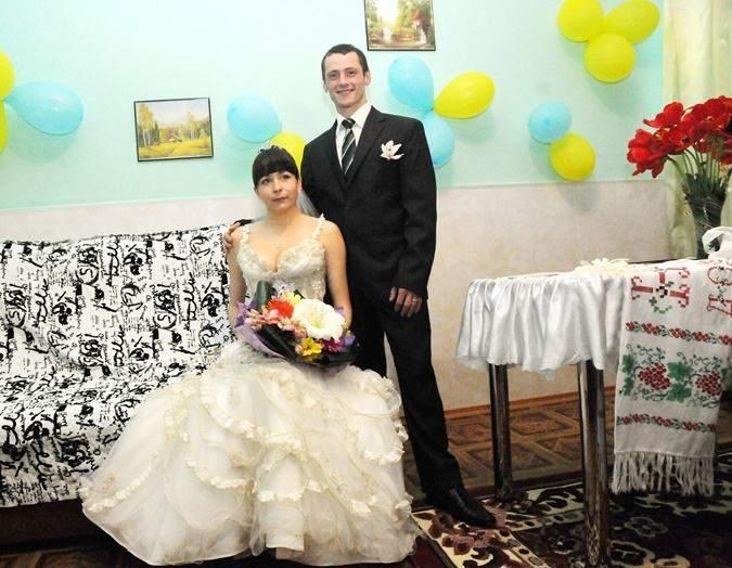 катерина щука вийшла заміж у колонії