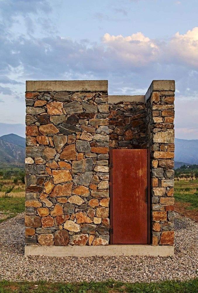 Такі форми громадського туалету створюють ефект аунтентичності простору  / Фото archdaily