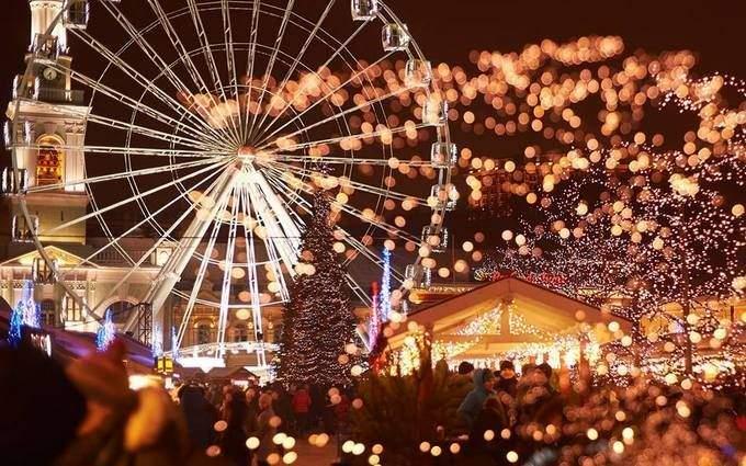 як святкуватимуть новорічні свята у Києві
