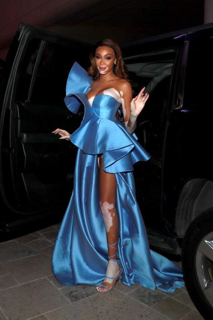 Вінні Гарлоу одягнула фантастичну сукню / Getty Images
