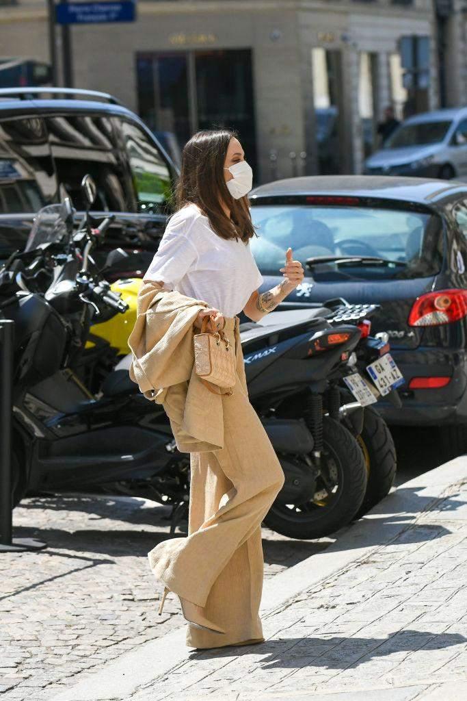 Стильний образ Анджеліни Джолі