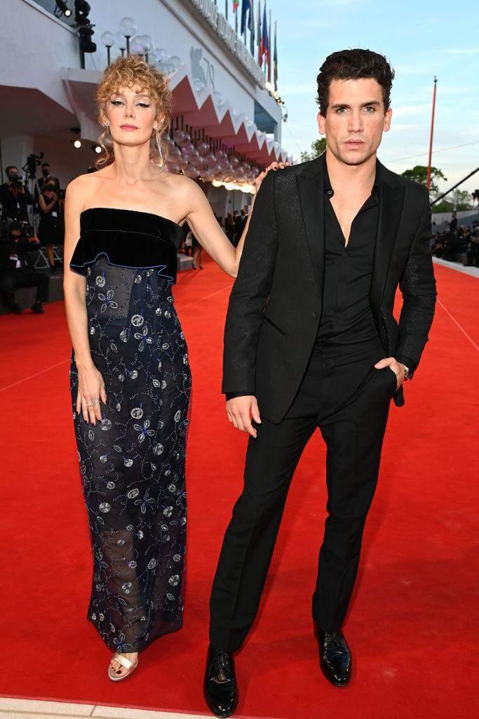 Естер Еспосіто і Хайме Лоренте на Венеційському кінофестивалі / Getty Images