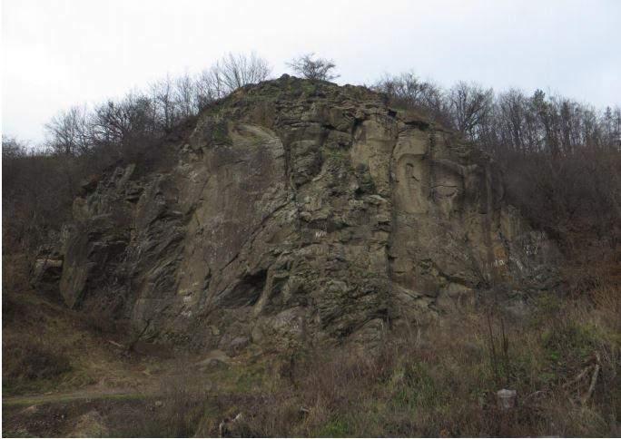 Новий скелелазний район в Ужгороді