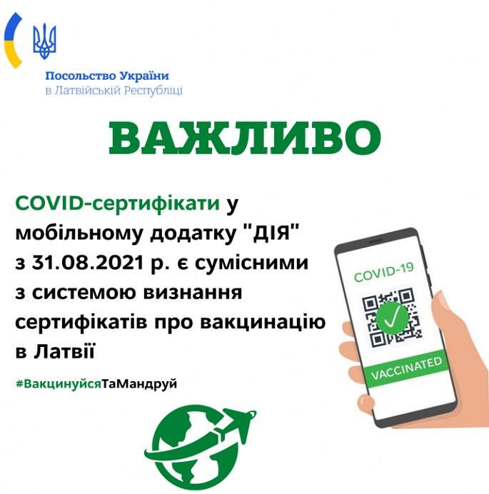 Литва визнала ковід-паспорти