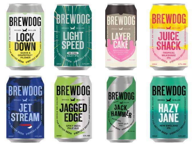 Комплект для виживання: пивоварня випустила набір пива для самоізоляції