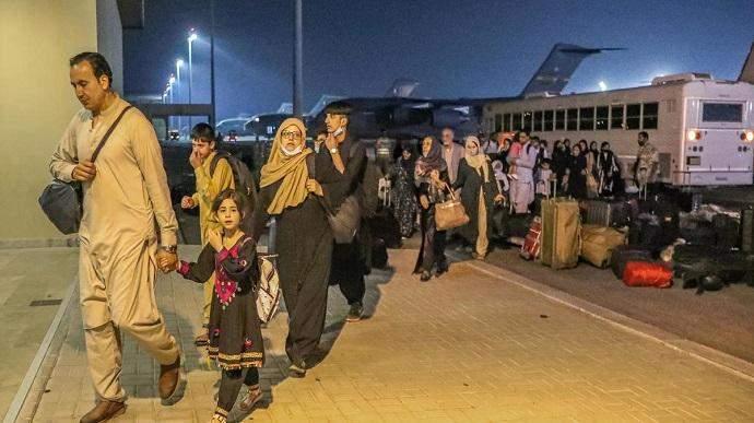 Евакуація з Афганістану