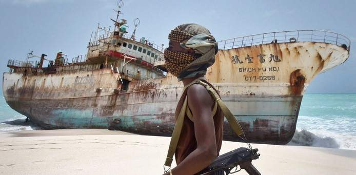 Сомалійські пірати