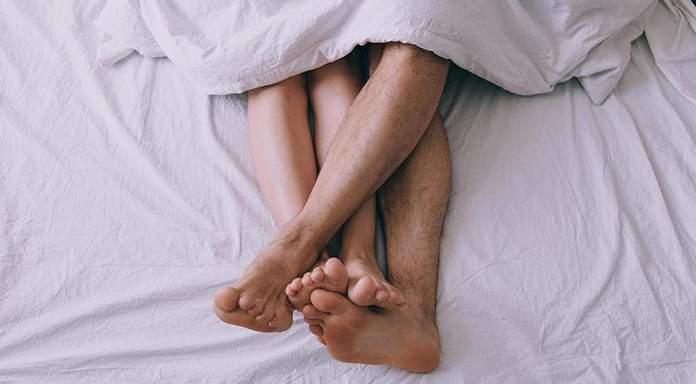 Девушка падает интерес к сексу