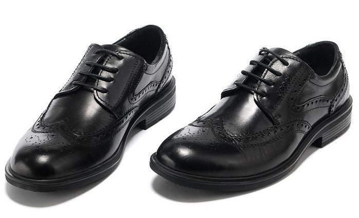 Блискуче взуття