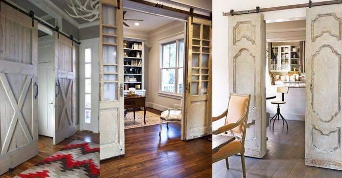 Старі двері на нові