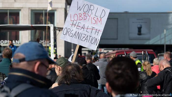 берлін протест