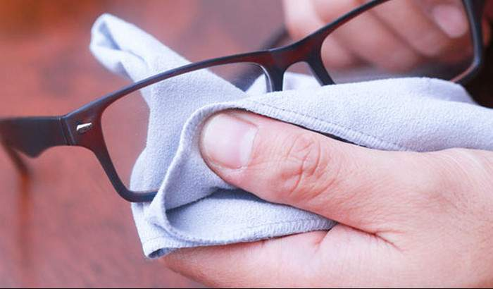 Чисті окуляри