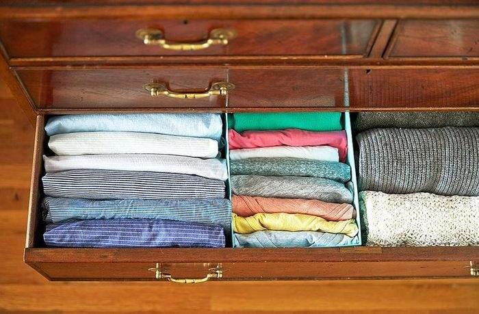 Подбайте про одяг, який буде зберігатися до весни