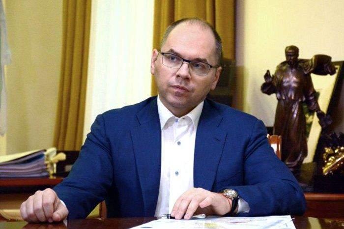 Максима Степанова можуть звільнити з МОЗ уряд Кабмін