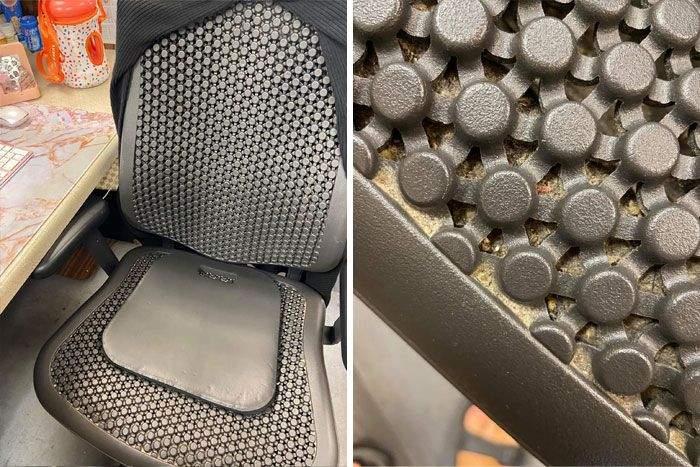 Ніколи не купуйте такого офісного крісла
