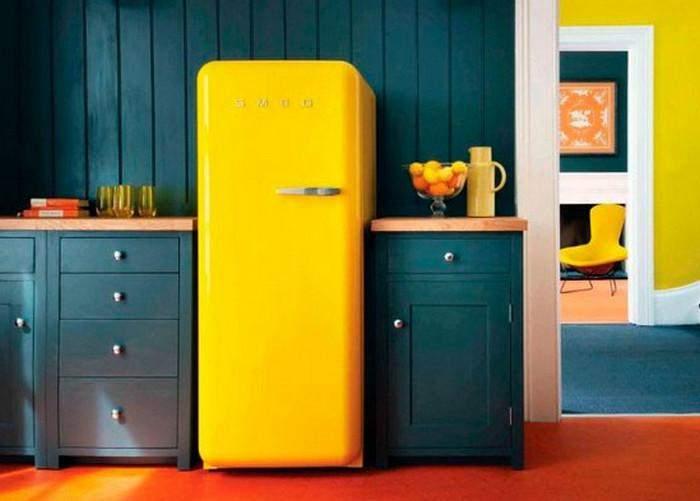 Холодильник у прохолодне місце