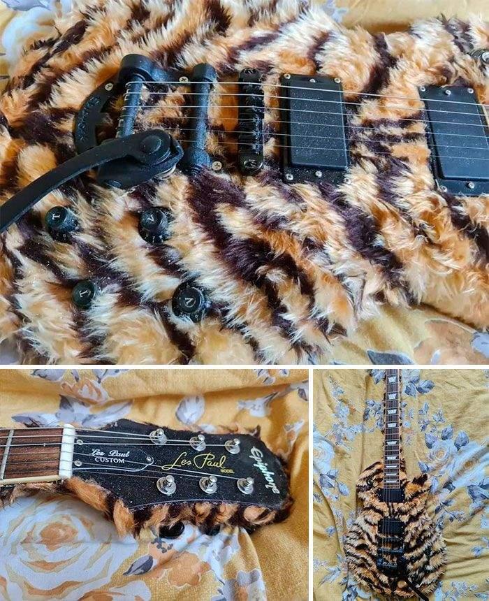 Найгірша гітара, яку тільки можна було вигадати