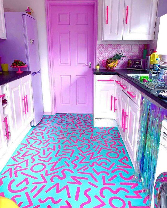 На этой кухне точно не будет скучно