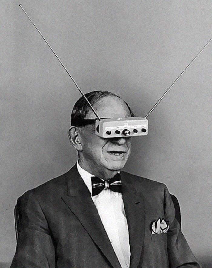 Окуляри задовго до Google Glass