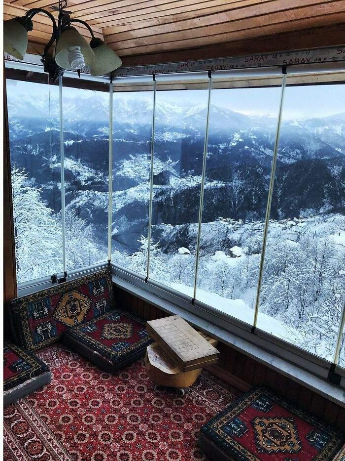 Уютное место в Турции
