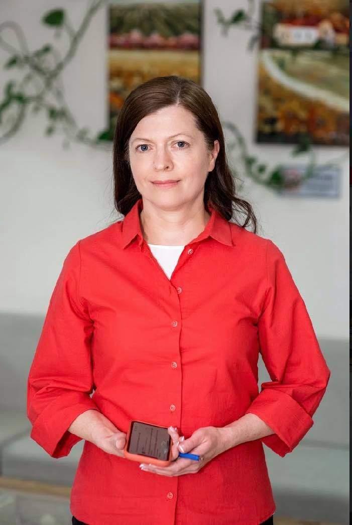 Тетяна Заморська