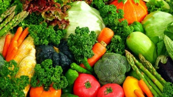 Овочі дуже важливі в раціоні спортсменів і не тільки