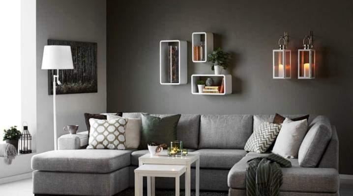 Простая мебель выглядит стильно