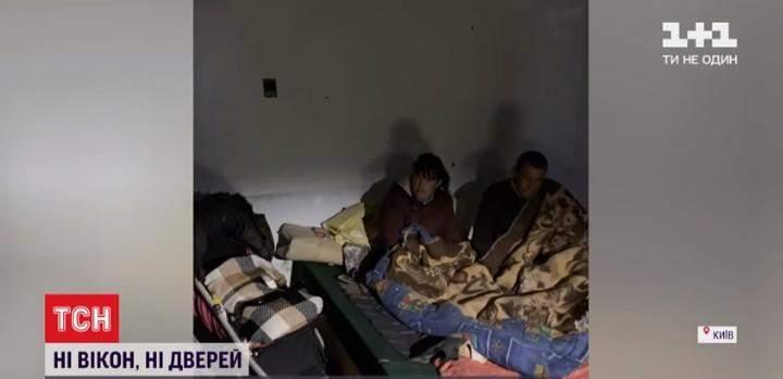 На ВДНГ забрали 4-місячну дитину в бездомної матері, жінка приїхала у Київ з Одеси