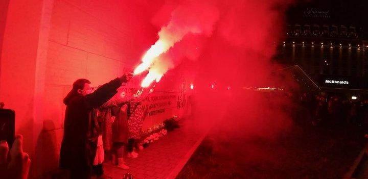Акція протесту Хто замовив Катю Гандзюк у Києві