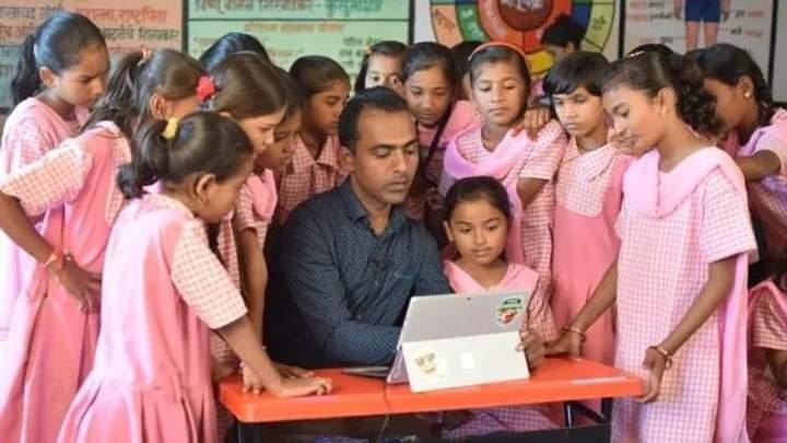 Найкращий вчитель світу - індус