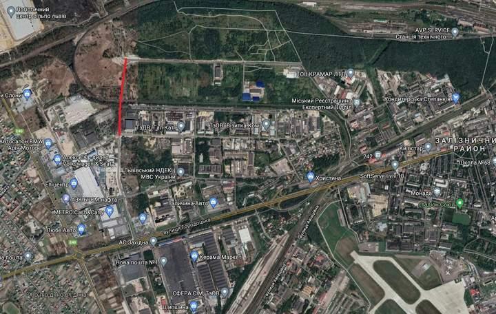 У Львові планують побудувати нову вулицю: де її розташують